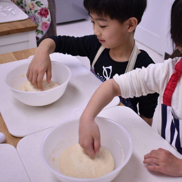 荒井美羽先生パンつくり教室(2)